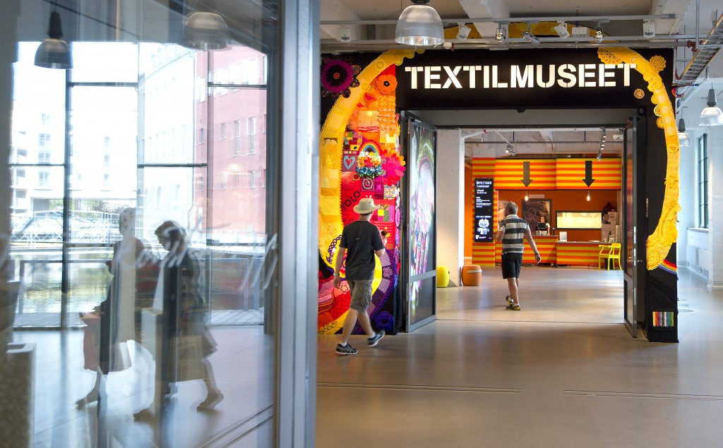 The Textile Museum of Sweden forms part of the Textile Fashion Center in central Borås u2013a district where education industry and the public sector meet. & Exhibition The Nordic Award in Textiles